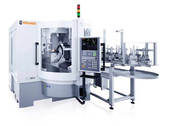VOLLMER_Rotary-Tools Automated PCD